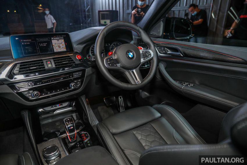 BMW X3  dan X4 M Competition 2020 dilancar di M'sia — 3.0L turbo, 510 hp / 600 Nm, harga dari RM887k Image #1161117