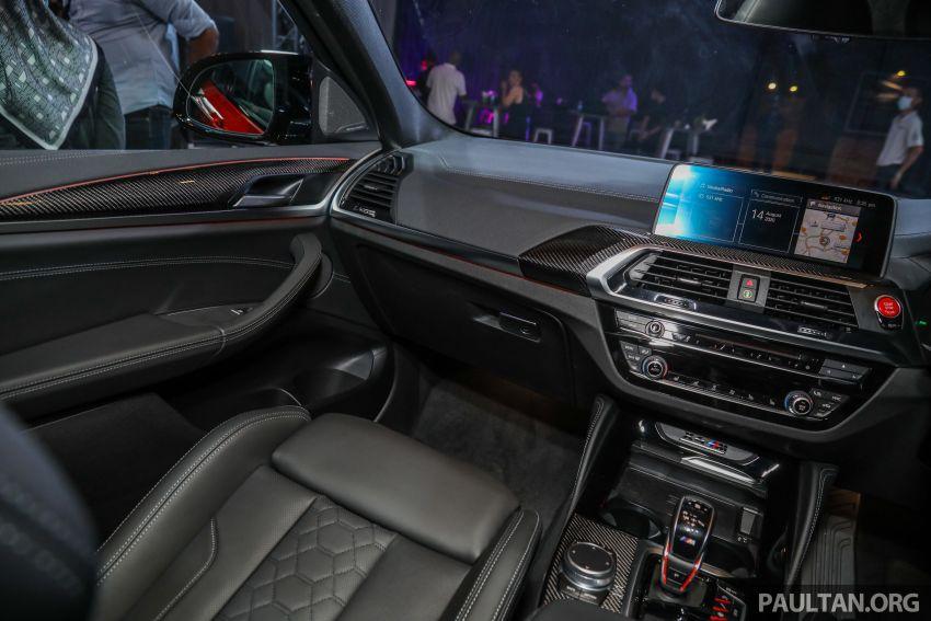BMW X3  dan X4 M Competition 2020 dilancar di M'sia — 3.0L turbo, 510 hp / 600 Nm, harga dari RM887k Image #1161119