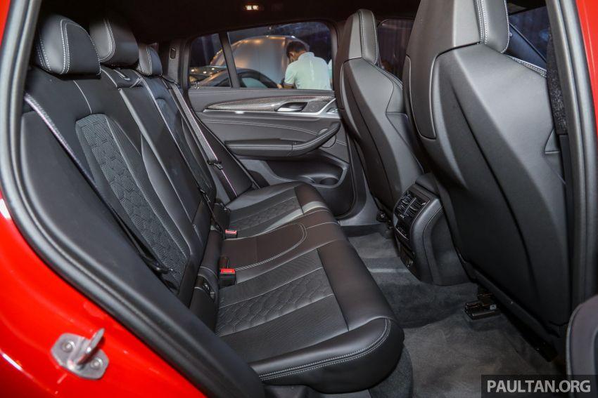 BMW X3  dan X4 M Competition 2020 dilancar di M'sia — 3.0L turbo, 510 hp / 600 Nm, harga dari RM887k Image #1161134
