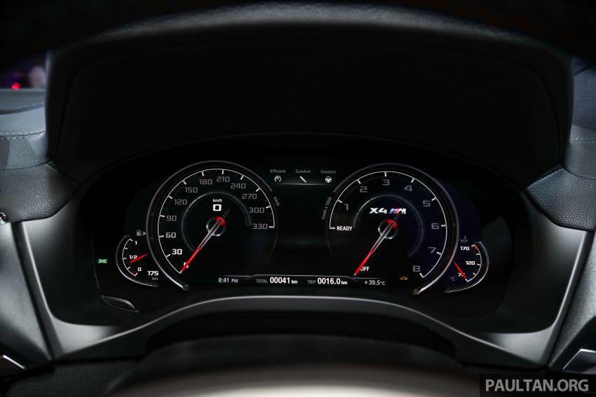 BMW X3  dan X4 M Competition 2020 dilancar di M'sia — 3.0L turbo, 510 hp / 600 Nm, harga dari RM887k Image #1161077