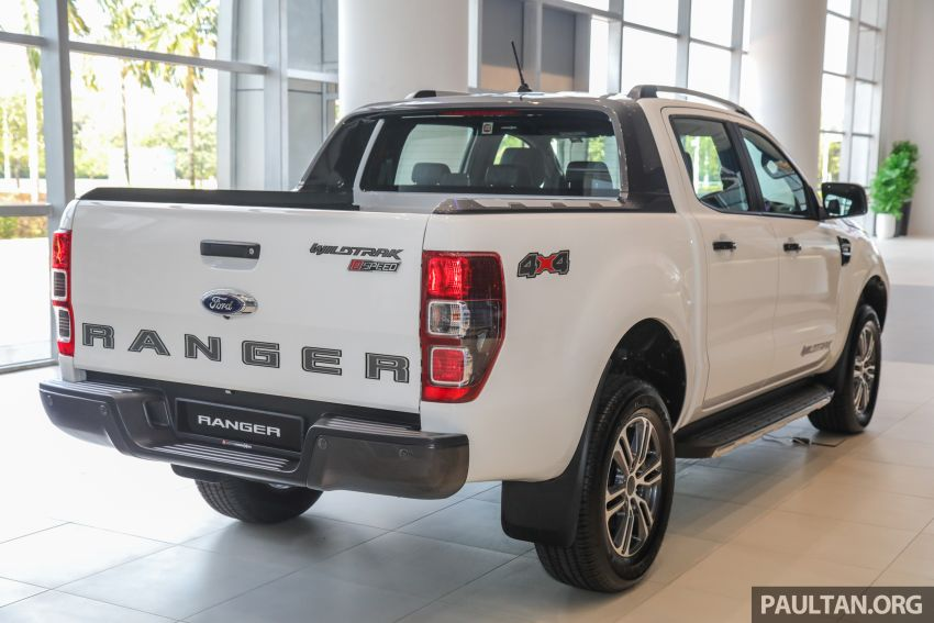 GALLERY: 2020 Ford Ranger Wildtrak 4×4 – RM150,388 Image #1165976