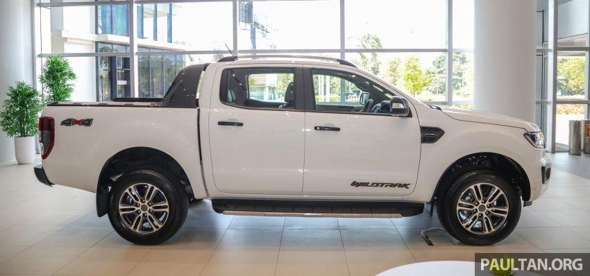 GALLERY: 2020 Ford Ranger Wildtrak 4×4 – RM150,388 Image #1165945