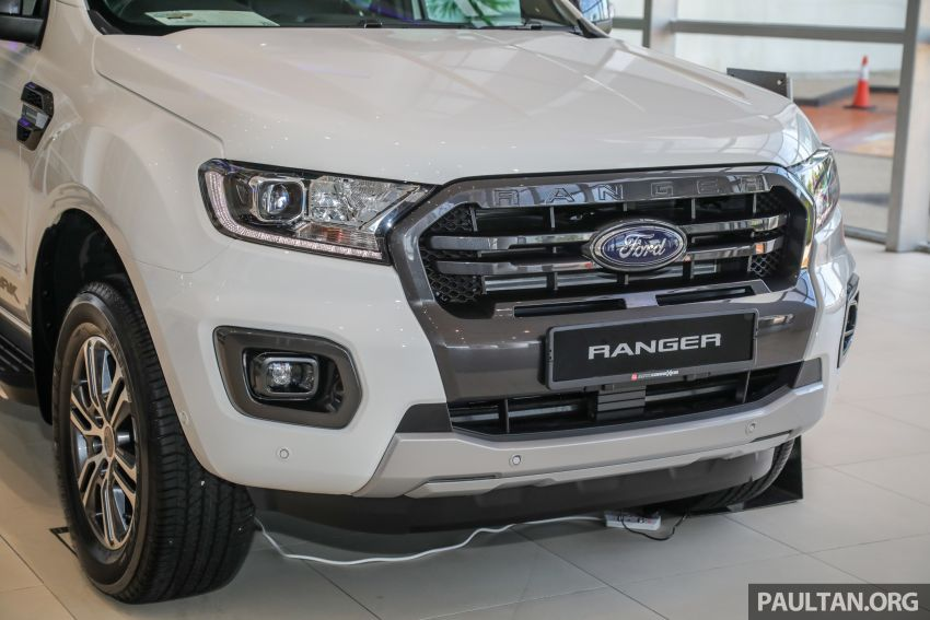 GALLERY: 2020 Ford Ranger Wildtrak 4×4 – RM150,388 Image #1165948