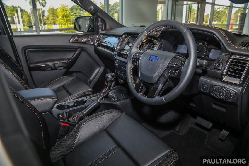 GALLERY: 2020 Ford Ranger Wildtrak 4×4 – RM150,388 Image #1165962