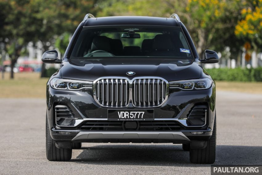GALLERY: G07 BMW X7 xDrive40i Design Pure Excellence – the flagship X SUV model; from RM862k Image #1168444