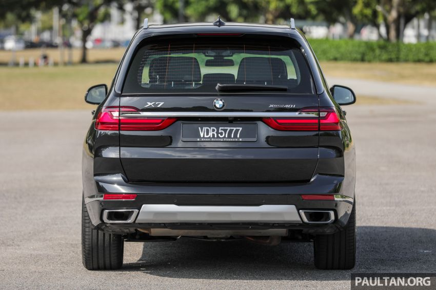 GALLERY: G07 BMW X7 xDrive40i Design Pure Excellence – the flagship X SUV model; from RM862k Image #1168445
