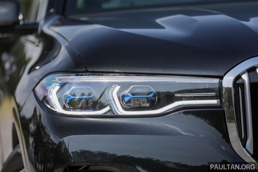 GALERI: BMW X7 xDrive40i G07 Design Pure Excellence — model SUV <em>flagship</em> besar, dari RM862k Image #1168811