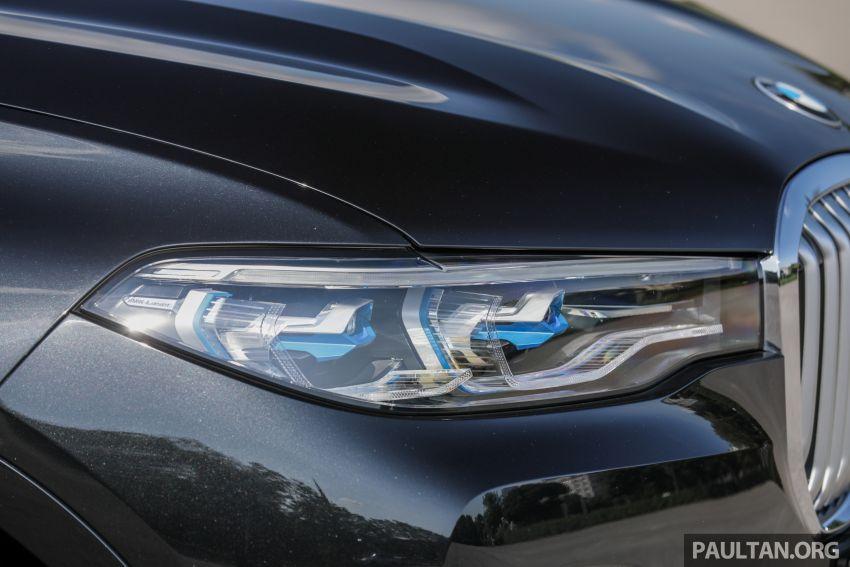 GALERI: BMW X7 xDrive40i G07 Design Pure Excellence — model SUV <em>flagship</em> besar, dari RM862k Image #1168812