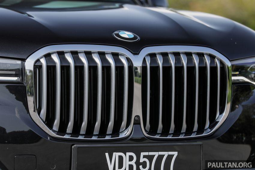 GALERI: BMW X7 xDrive40i G07 Design Pure Excellence — model SUV <em>flagship</em> besar, dari RM862k Image #1168814