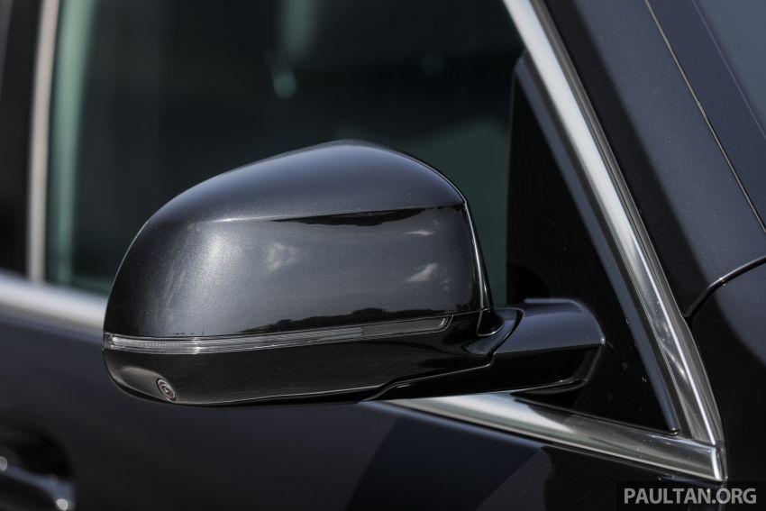 GALERI: BMW X7 xDrive40i G07 Design Pure Excellence — model SUV <em>flagship</em> besar, dari RM862k Image #1168819