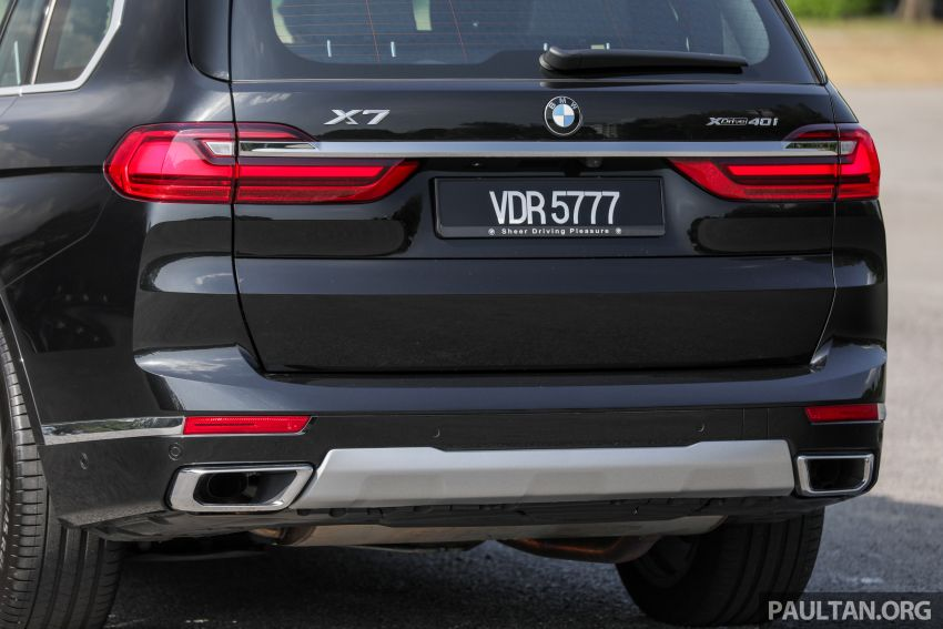 GALLERY: G07 BMW X7 xDrive40i Design Pure Excellence – the flagship X SUV model; from RM862k Image #1168462
