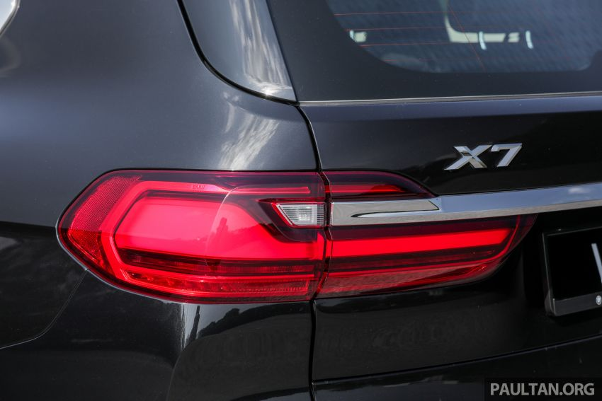 GALLERY: G07 BMW X7 xDrive40i Design Pure Excellence – the flagship X SUV model; from RM862k Image #1168464
