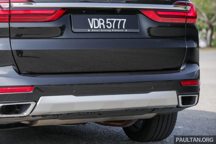 GALERI: BMW X7 xDrive40i G07 Design Pure Excellence — model SUV <em>flagship</em> besar, dari RM862k Image #1168830