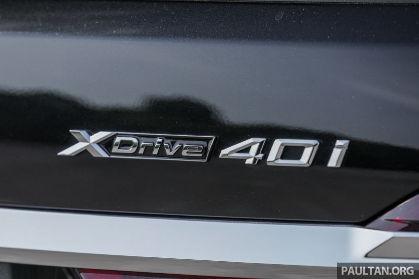 GALLERY: G07 BMW X7 xDrive40i Design Pure Excellence – the flagship X SUV model; from RM862k Image #1168471