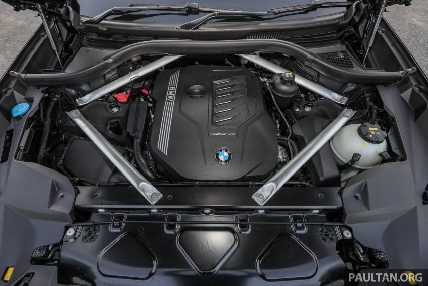 GALERI: BMW X7 xDrive40i G07 Design Pure Excellence — model SUV <em>flagship</em> besar, dari RM862k Image #1168834