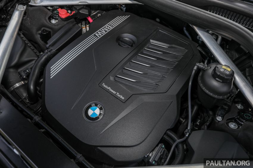 GALERI: BMW X7 xDrive40i G07 Design Pure Excellence — model SUV <em>flagship</em> besar, dari RM862k Image #1168835