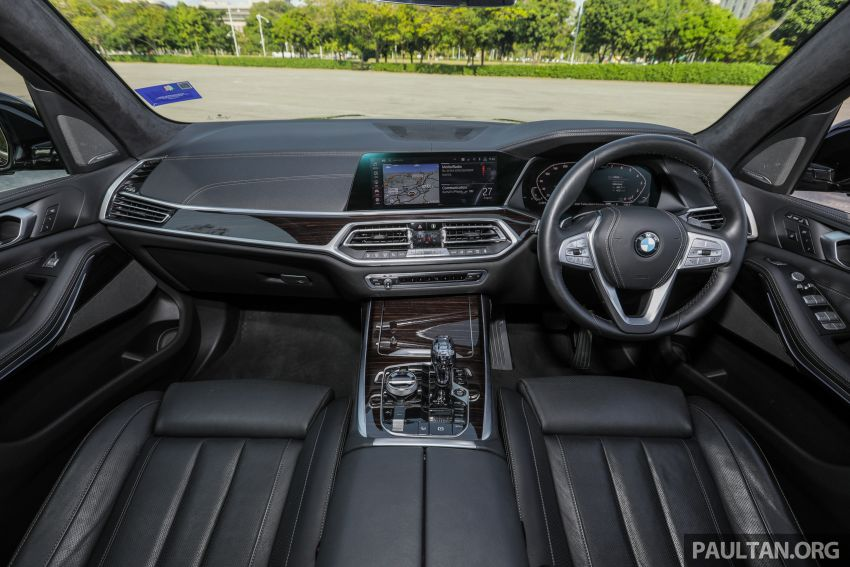 GALLERY: G07 BMW X7 xDrive40i Design Pure Excellence – the flagship X SUV model; from RM862k Image #1168474