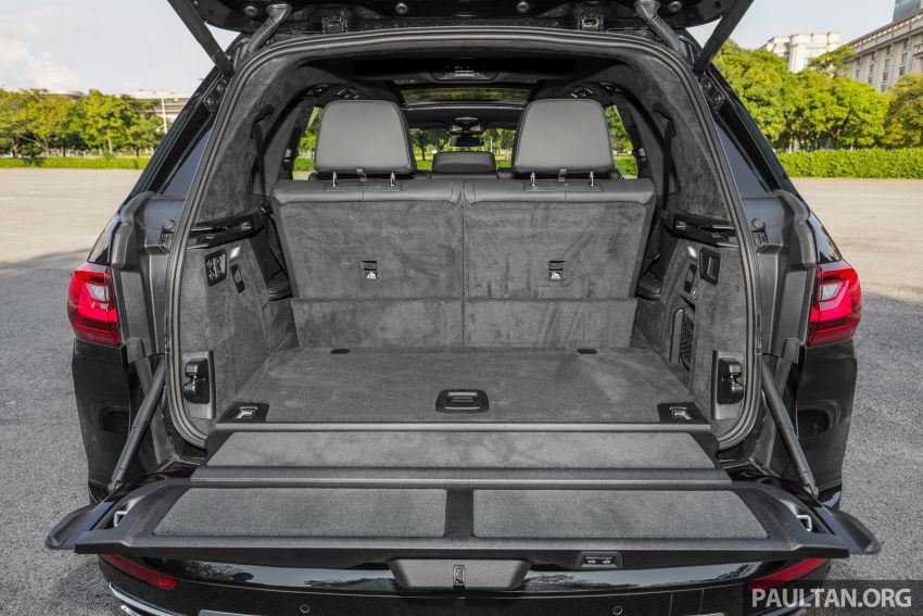 GALERI: BMW X7 xDrive40i G07 Design Pure Excellence — model SUV <em>flagship</em> besar, dari RM862k Image #1168943