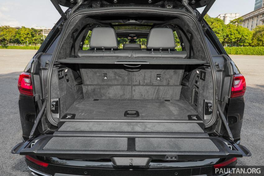 GALERI: BMW X7 xDrive40i G07 Design Pure Excellence — model SUV <em>flagship</em> besar, dari RM862k Image #1168944