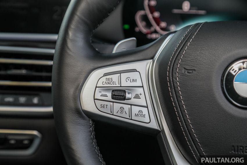 GALERI: BMW X7 xDrive40i G07 Design Pure Excellence — model SUV <em>flagship</em> besar, dari RM862k Image #1168845