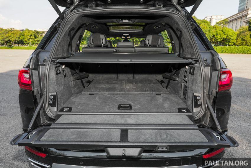 GALERI: BMW X7 xDrive40i G07 Design Pure Excellence — model SUV <em>flagship</em> besar, dari RM862k Image #1168945