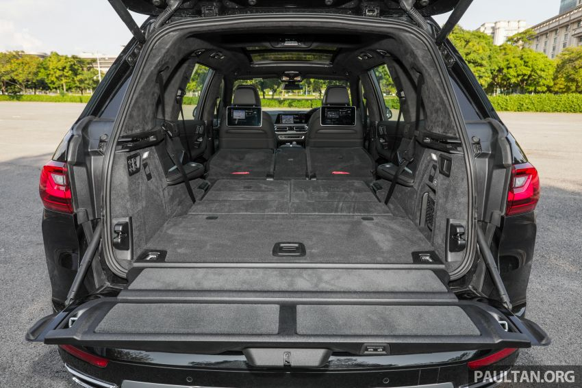 GALLERY: G07 BMW X7 xDrive40i Design Pure Excellence – the flagship X SUV model; from RM862k Image #1168588
