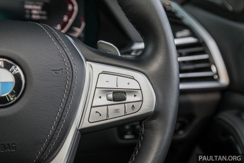 GALERI: BMW X7 xDrive40i G07 Design Pure Excellence — model SUV <em>flagship</em> besar, dari RM862k Image #1168846
