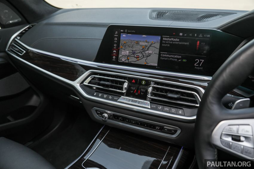 GALLERY: G07 BMW X7 xDrive40i Design Pure Excellence – the flagship X SUV model; from RM862k Image #1168487