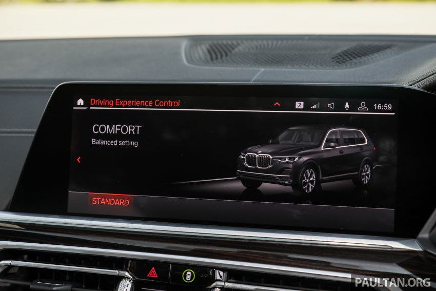 GALLERY: G07 BMW X7 xDrive40i Design Pure Excellence – the flagship X SUV model; from RM862k Image #1168490