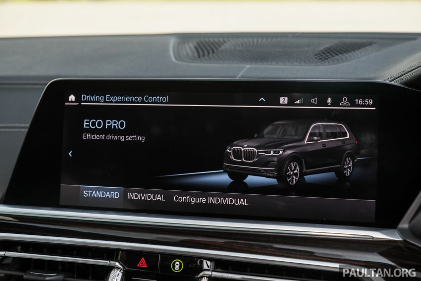 GALERI: BMW X7 xDrive40i G07 Design Pure Excellence — model SUV <em>flagship</em> besar, dari RM862k Image #1168853