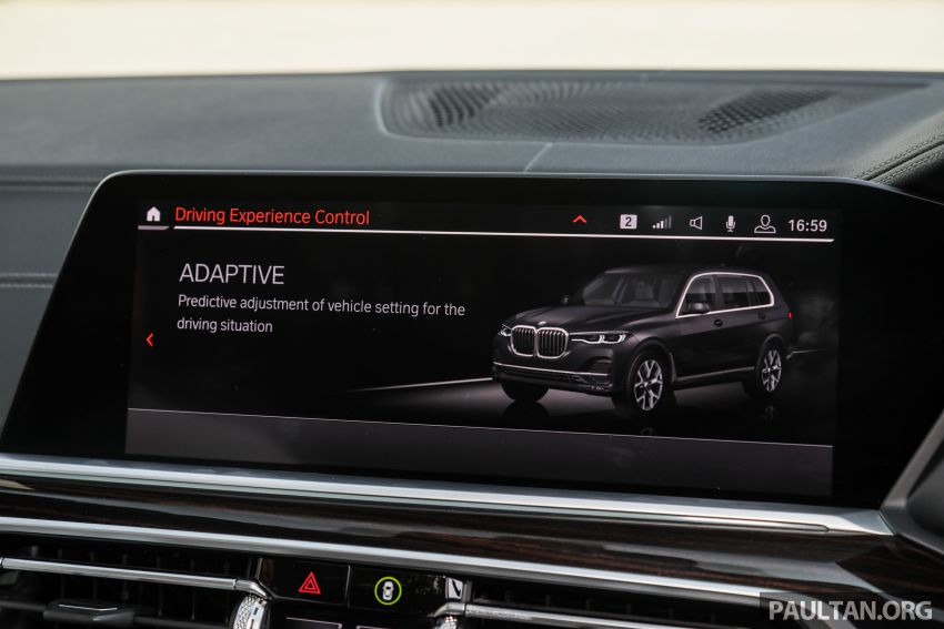 GALLERY: G07 BMW X7 xDrive40i Design Pure Excellence – the flagship X SUV model; from RM862k Image #1168492