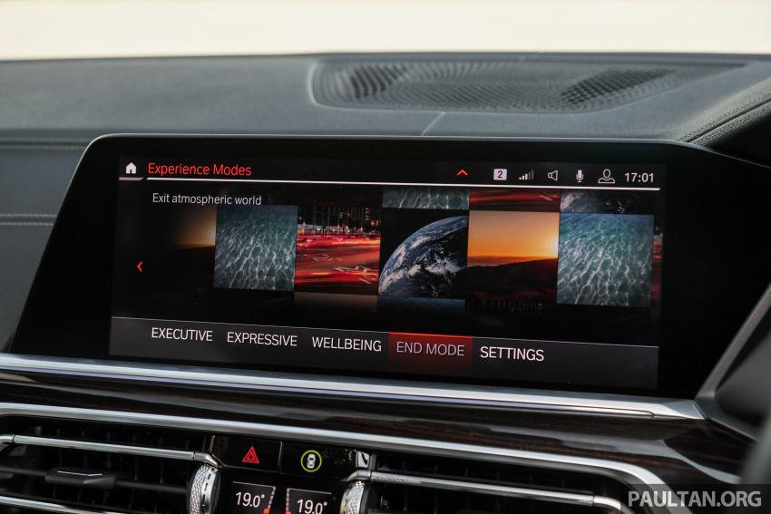 GALERI: BMW X7 xDrive40i G07 Design Pure Excellence — model SUV <em>flagship</em> besar, dari RM862k Image #1168861