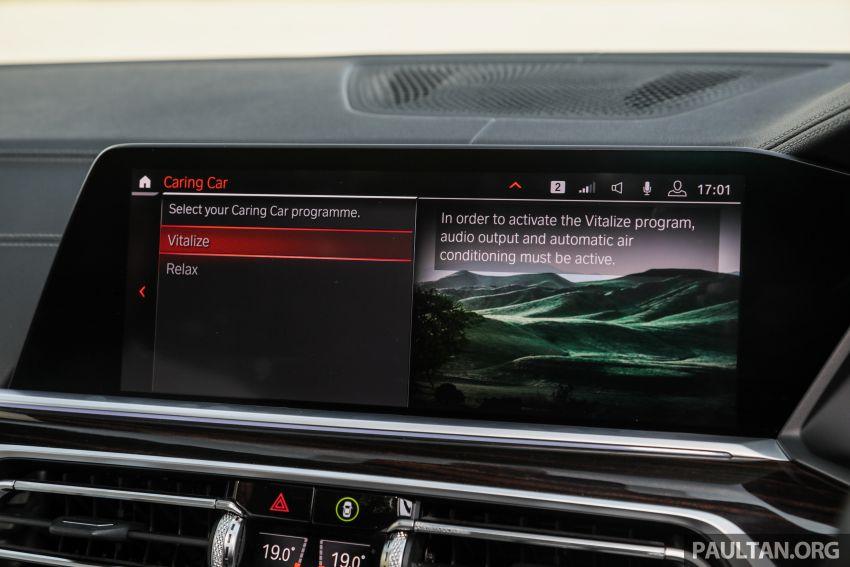 GALERI: BMW X7 xDrive40i G07 Design Pure Excellence — model SUV <em>flagship</em> besar, dari RM862k Image #1168862