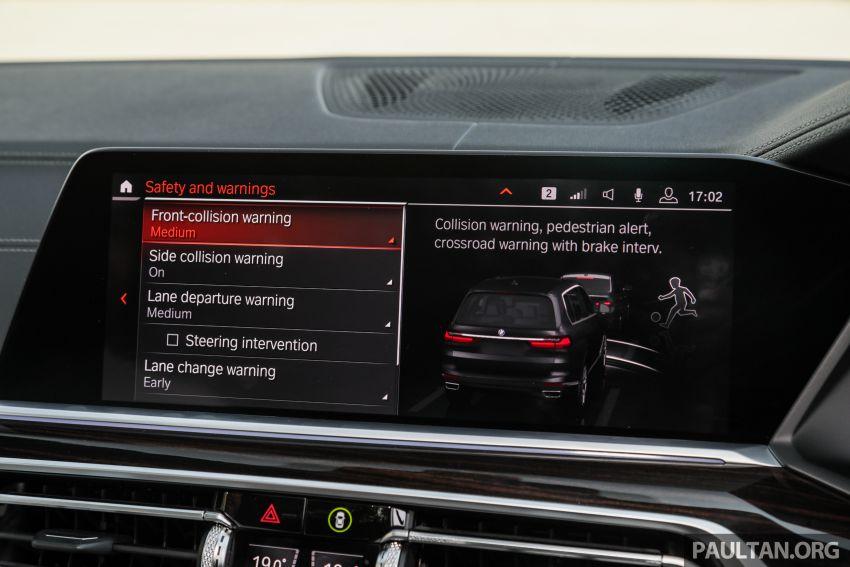 GALERI: BMW X7 xDrive40i G07 Design Pure Excellence — model SUV <em>flagship</em> besar, dari RM862k Image #1168864