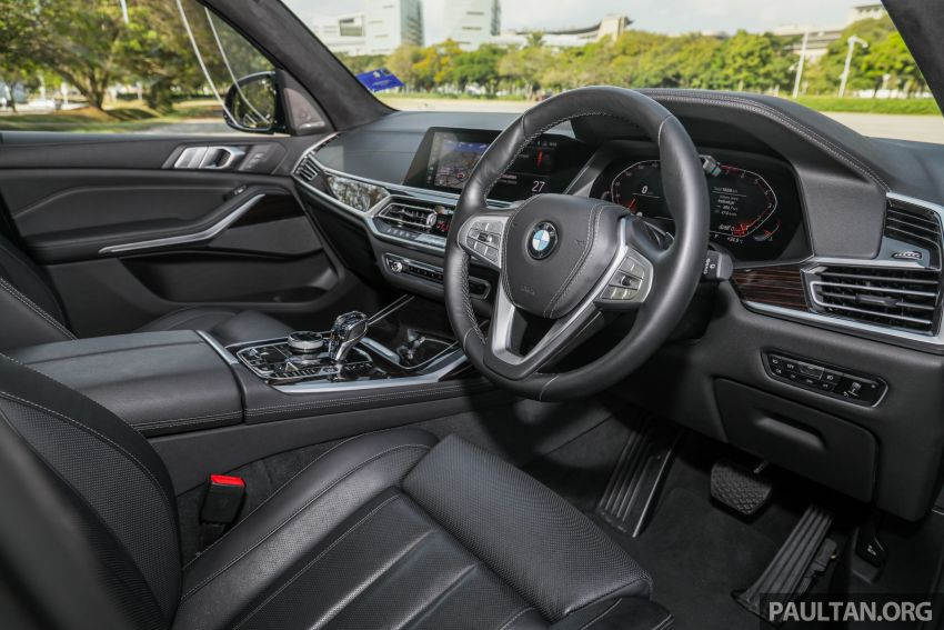GALERI: BMW X7 xDrive40i G07 Design Pure Excellence — model SUV <em>flagship</em> besar, dari RM862k Image #1168837