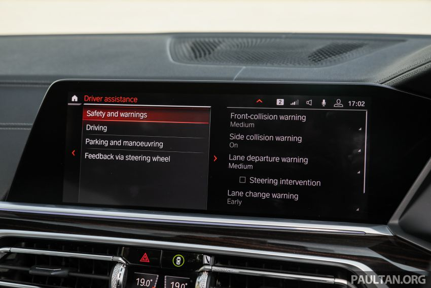 GALERI: BMW X7 xDrive40i G07 Design Pure Excellence — model SUV <em>flagship</em> besar, dari RM862k Image #1168865