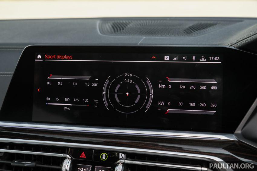 GALERI: BMW X7 xDrive40i G07 Design Pure Excellence — model SUV <em>flagship</em> besar, dari RM862k Image #1168869