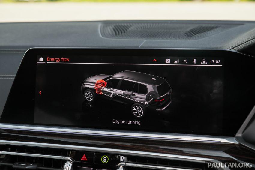 GALERI: BMW X7 xDrive40i G07 Design Pure Excellence — model SUV <em>flagship</em> besar, dari RM862k Image #1168871