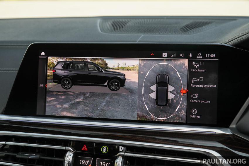 GALERI: BMW X7 xDrive40i G07 Design Pure Excellence — model SUV <em>flagship</em> besar, dari RM862k Image #1168877