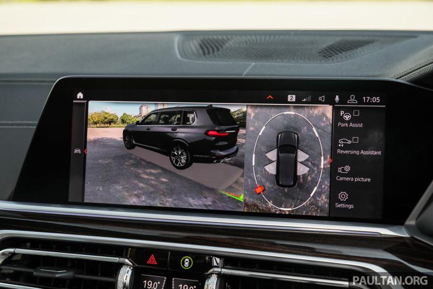 GALERI: BMW X7 xDrive40i G07 Design Pure Excellence — model SUV <em>flagship</em> besar, dari RM862k Image #1168880