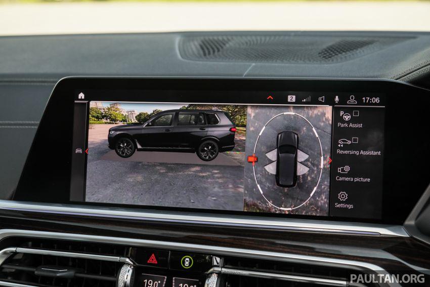 GALERI: BMW X7 xDrive40i G07 Design Pure Excellence — model SUV <em>flagship</em> besar, dari RM862k Image #1168881