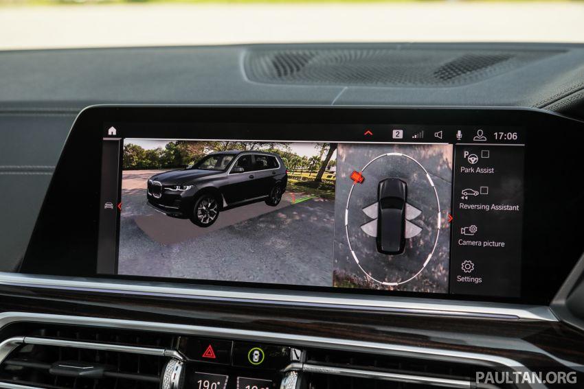 GALERI: BMW X7 xDrive40i G07 Design Pure Excellence — model SUV <em>flagship</em> besar, dari RM862k Image #1168882