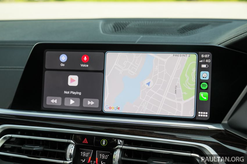 GALERI: BMW X7 xDrive40i G07 Design Pure Excellence — model SUV <em>flagship</em> besar, dari RM862k Image #1168885