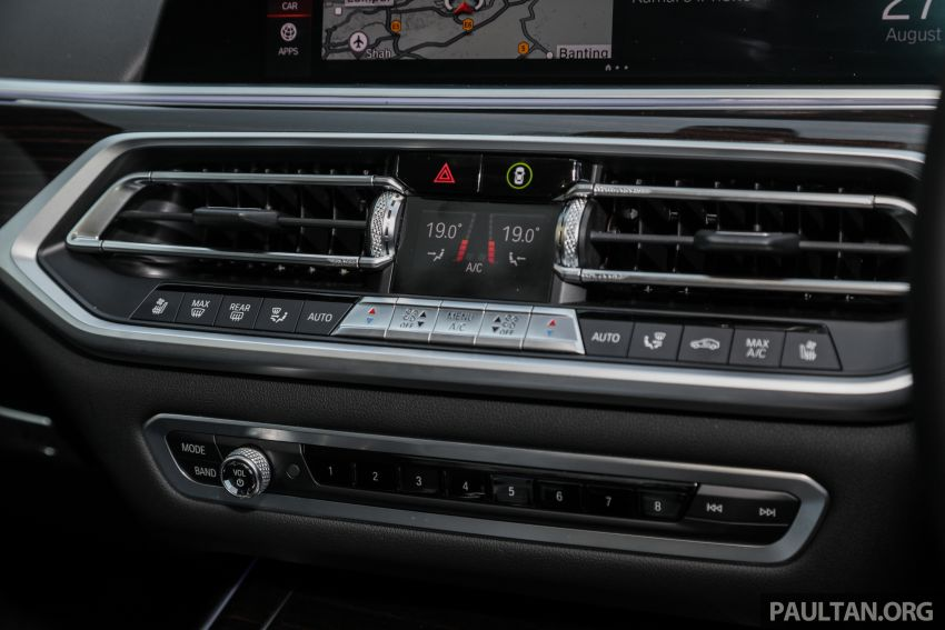 GALLERY: G07 BMW X7 xDrive40i Design Pure Excellence – the flagship X SUV model; from RM862k Image #1168527