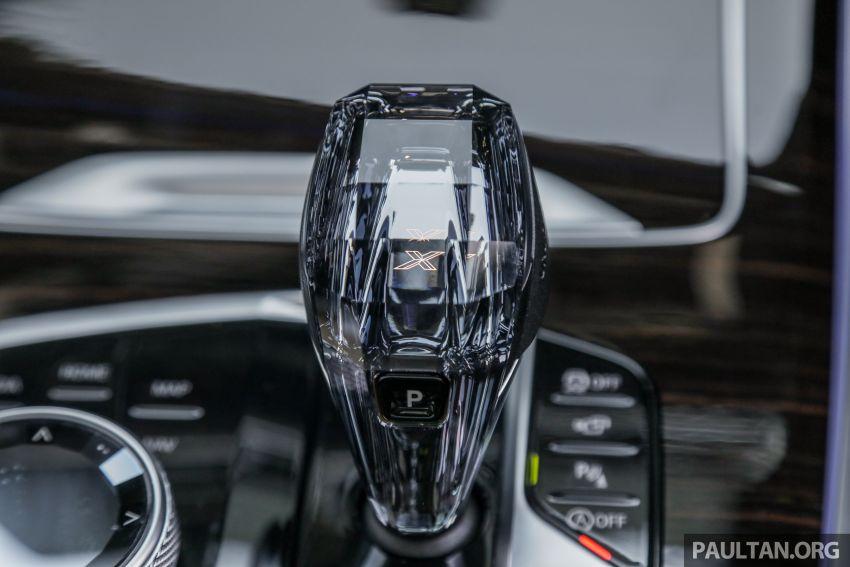 GALERI: BMW X7 xDrive40i G07 Design Pure Excellence — model SUV <em>flagship</em> besar, dari RM862k Image #1168891