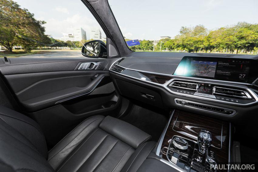 GALERI: BMW X7 xDrive40i G07 Design Pure Excellence — model SUV <em>flagship</em> besar, dari RM862k Image #1168907