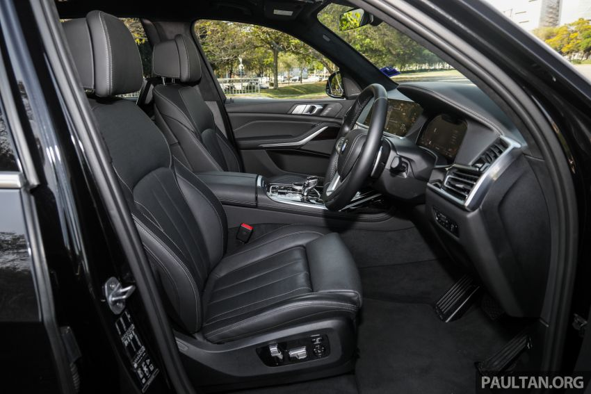 GALLERY: G07 BMW X7 xDrive40i Design Pure Excellence – the flagship X SUV model; from RM862k Image #1168547