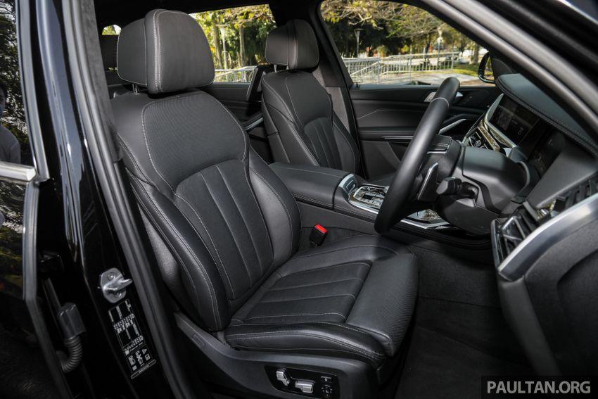 GALERI: BMW X7 xDrive40i G07 Design Pure Excellence — model SUV <em>flagship</em> besar, dari RM862k Image #1168909