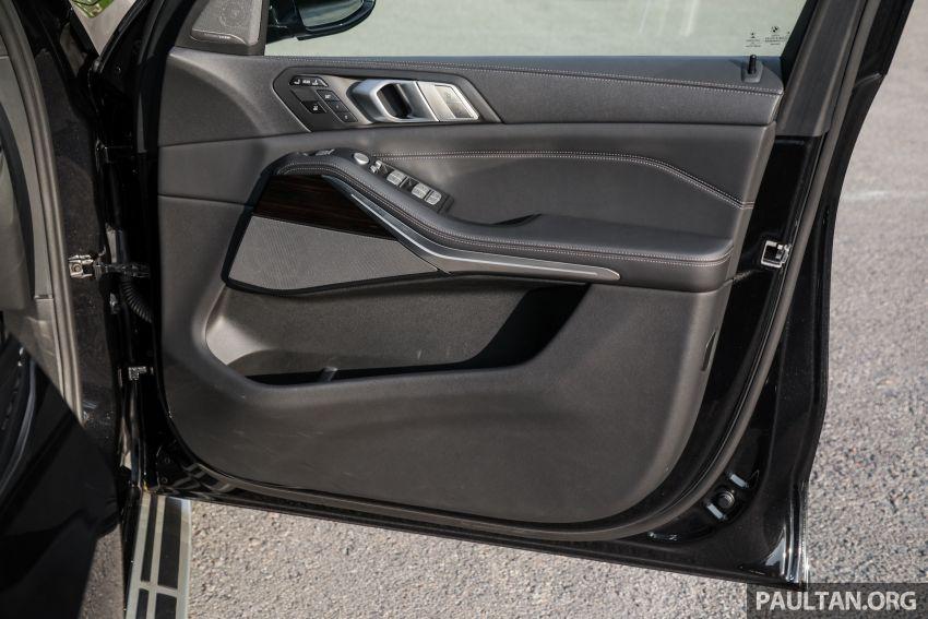 GALERI: BMW X7 xDrive40i G07 Design Pure Excellence — model SUV <em>flagship</em> besar, dari RM862k Image #1168912