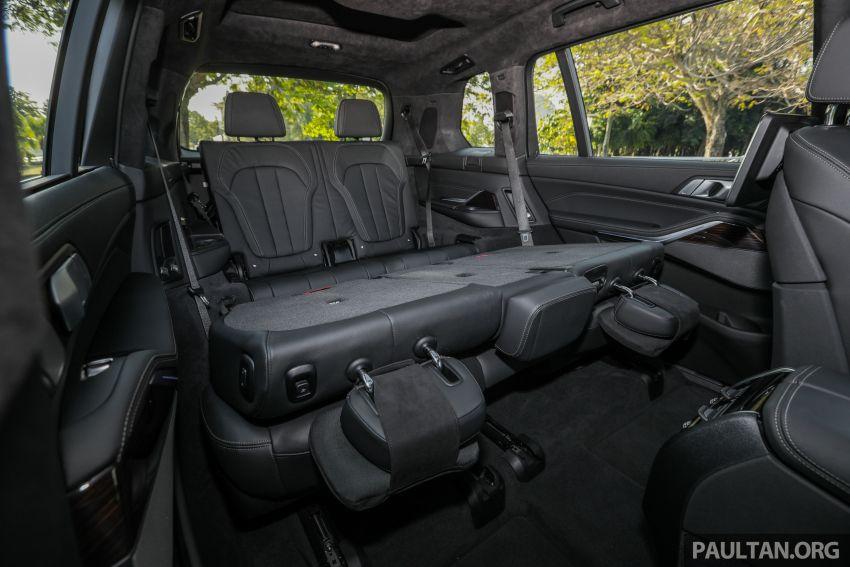GALERI: BMW X7 xDrive40i G07 Design Pure Excellence — model SUV <em>flagship</em> besar, dari RM862k Image #1168919